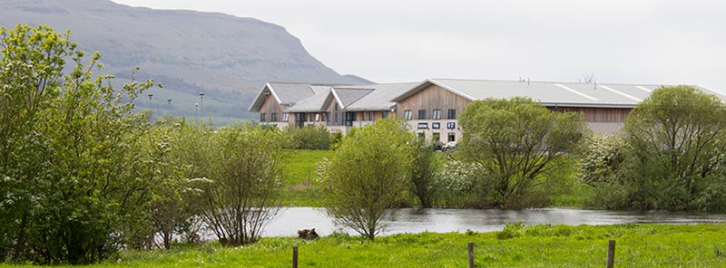 Image of Stirling Branch with river in view